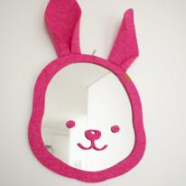 토끼 아크릴거울