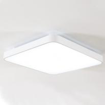 심플 LED 방등 정사각 50W