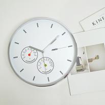 뉴프리미엄벽시계(화이트)