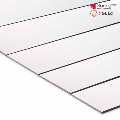 [NEW]한화 보닥플레이트-붙이는 DIY 점착형 패널 16종