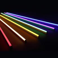 LED T5 간접조명4W,10W,15W,20W(레드,블루,그린)