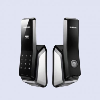 (삼성)SHS-P520 도어락 푸시풀 번호키