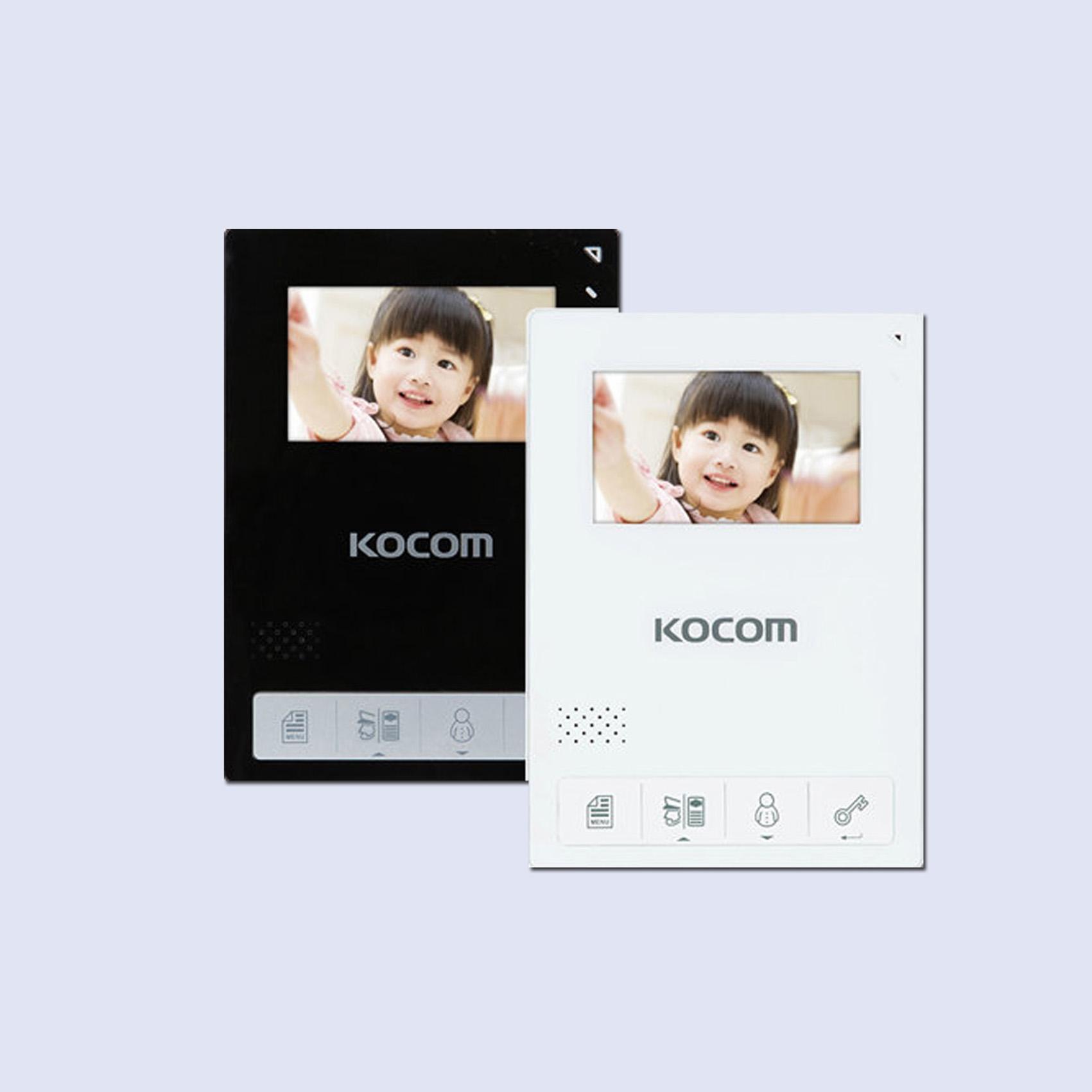 (코콤) KCV-436 비디오폰 인터폰
