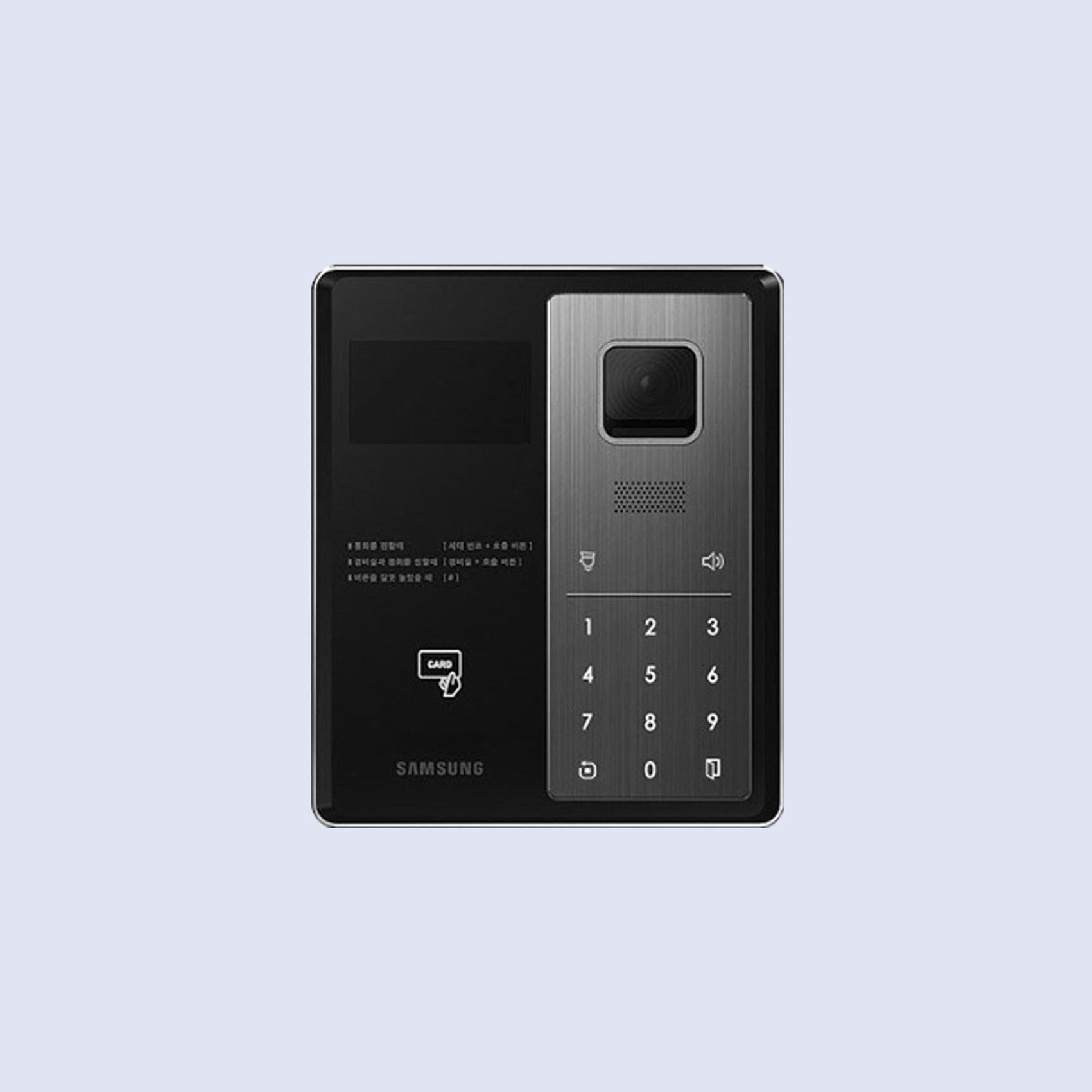 (삼성)SHT-5280NL로비폰,공동현관기