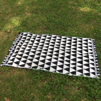 Triangle - Beach Towel