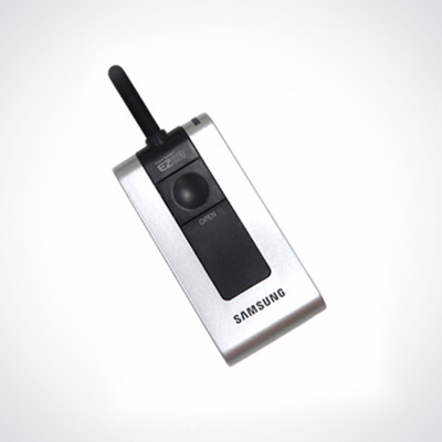 (삼성)디지털도어락 무선 연동 리모콘