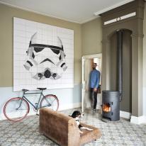 인테리어 월아트 익시 - Star Wars Icons Stormtrooper 스타워즈 스톰트루퍼