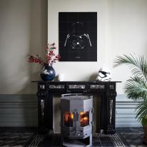 인테리어 월아트 익시 - Star Wars Icons Darth Vader 스타워즈 다스베이더