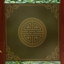 고급칼라안개시트_전통문양아트 05