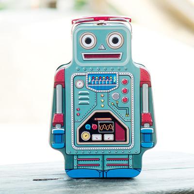 [원더스토어] 썩유케이 로봇 런치박스 도시락통