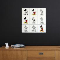 인테리어 월아트 익시 - Mickey Mouse animation 미키마우스
