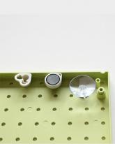 위드에쉬 플라스틱 타공판 부착소품 (걸이형, 자석형, 흡착형)