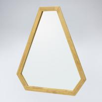 트라이앵글 원목 거울(메이플)