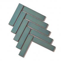 [어반테고] 헤링본 모자이크 타일(S) 230*350 | 1BOX 1m2 19pcs | 6color | 그린