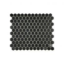 육각(S)타일 265*312 1헤베-13장 블랙 (4color)