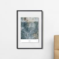 레이어액자-crystal layer frame-482b