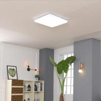 소프트 프랑 LED 55W 방등 인테리어조명(공부방 방등)
