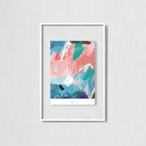 레이어액자-crystal layer frame-586w