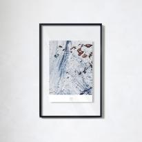 레이어액자-crystal layer frame-607b