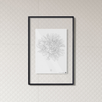 레이어액자-crystal layer frame-580b
