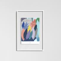 레이어액자-crystal layer frame-592w
