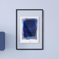 레이어액자-crystal layer frame-610b