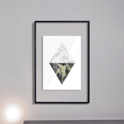 레이어액자-crystal layer frame-693b