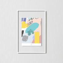 레이어액자-crystal layer frame-590w