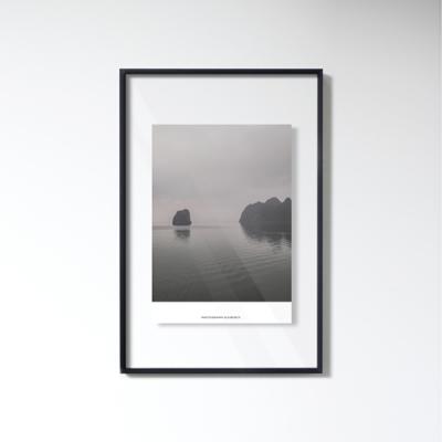 레이어액자-crystal layer frame-700b