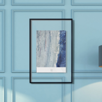 레이어액자-crystal layer frame-611b