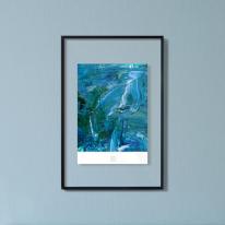 레이어액자-crystal layer frame-618b