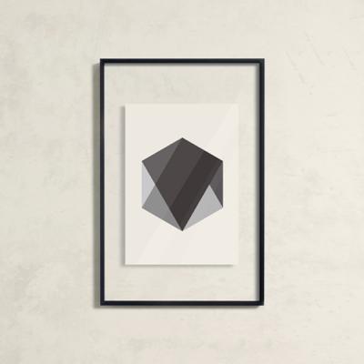 레이어액자-crystal layer frame-691b