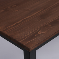 스프러스 슬림 테이블/벤치 상판 - 월넛(사이즈선택)