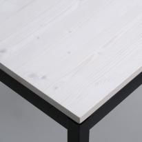 스프러스 슬림 테이블/벤치 상판 - 화이트워싱(사이즈선택)