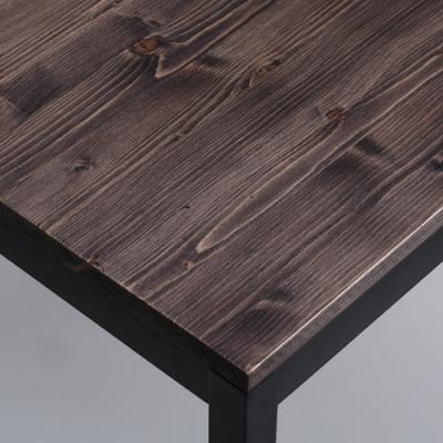 스프러스 슬림 테이블/벤치 상판 - 오스모에보니(사이즈선택)