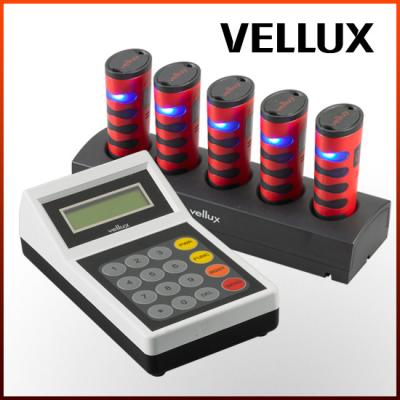 [벨럭스] 순번대기시스템 세트상품/송신기(VMT200) 1EA + 수신기(VGP100) 5EA