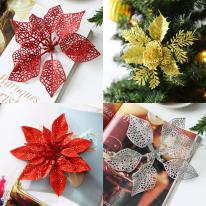 [크리스마스장식]크리스마스 플라워 장식 모음