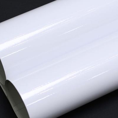 단색 고광택시트지 글로시화이트 (FS-471)