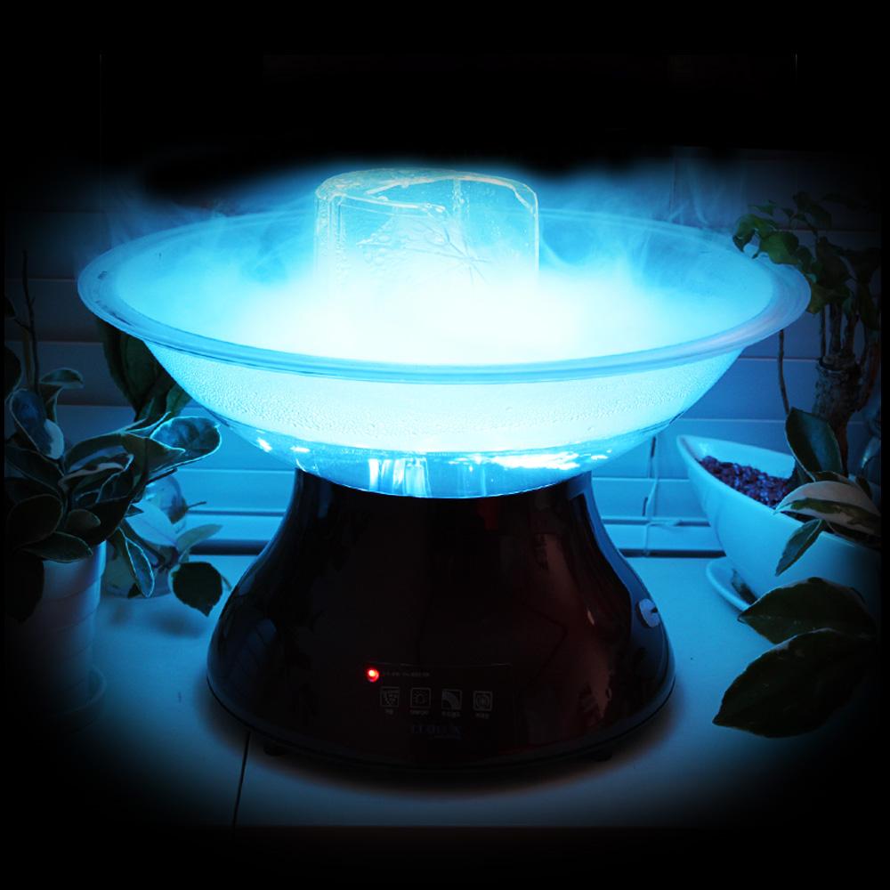 휴 LED 음이온 무드 가습기