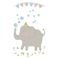 [자체제작/DTP컷트지]슬리핑프렌즈 코끼리(153107)
