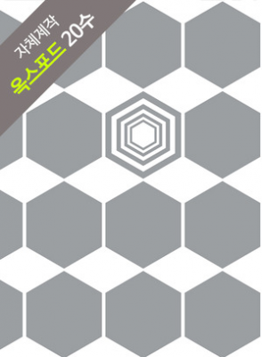 컷트지]Normcore 14_Hexagon (140562)