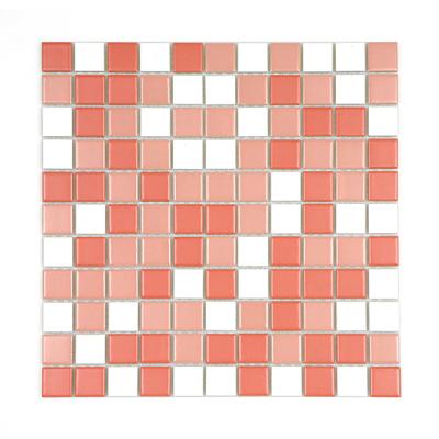 정사각 믹스 타일(SS) 302*302 1헤베-11장 (5color)