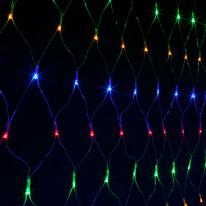LED겸용 네트라이트200p 연결용(3색) 크리스마스전구