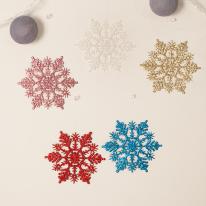 무늬설정 15cm (2개입) 크리스마스장식소품