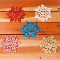 무늬설정 10cm (2개입) 크리스마스장식소품