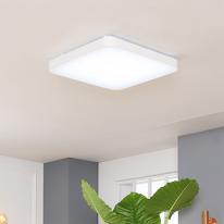 심플 LED 50W 국산 가정용 방등