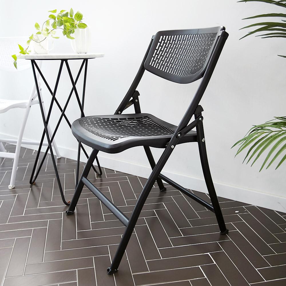 포아이 접이식 의자 2개 세트