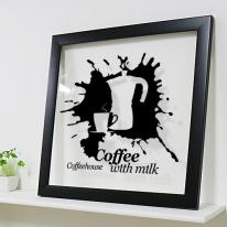 pp315-커피와함께투명액자