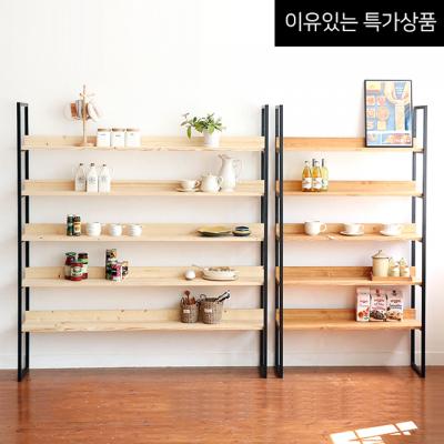[이유있는특가] 네이브 스틸 선반장 - 프레임