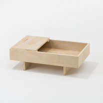 DIY 미니 다용도 트레이 테이블 (블럭 테이블)